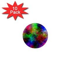 Plasma 21 1  Mini Button Magnet (10 Pack) by BestCustomGiftsForYou
