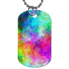 Plasma 22 Dog Tag (two Sided)