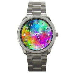Plasma 22 Sport Metal Watch by BestCustomGiftsForYou