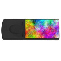 Plasma 22 4gb Usb Flash Drive (rectangle)