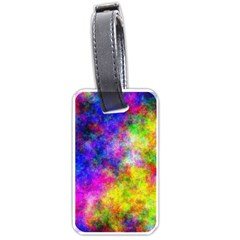 Plasma 23 Luggage Tag (two Sides) by BestCustomGiftsForYou