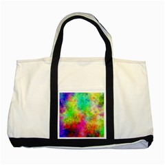 Plasma 24 Two Toned Tote Bag by BestCustomGiftsForYou