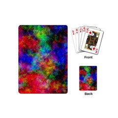 Plasma 27 Playing Cards (mini) by BestCustomGiftsForYou