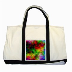 Plasma 29 Two Toned Tote Bag by BestCustomGiftsForYou