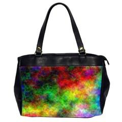 Plasma 29 Oversize Office Handbag (two Sides) by BestCustomGiftsForYou