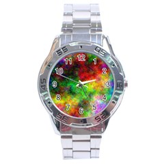 Plasma 29 Stainless Steel Watch by BestCustomGiftsForYou