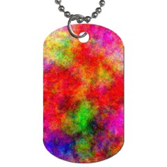 Plasma 30 Dog Tag (Two-sided)  by BestCustomGiftsForYou