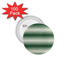 Horizontal Dark Green Curly Stripes 1 75  Button (100 Pack) by BestCustomGiftsForYou