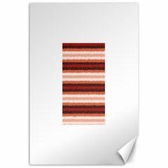 Horizontal Native American Curly Stripes   1 Canvas 24  X 36  (unframed) by BestCustomGiftsForYou