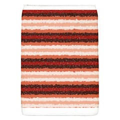 Horizontal Native American Curly Stripes   1 Removable Flap Cover (small) by BestCustomGiftsForYou