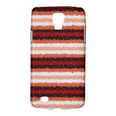 Horizontal Native American Curly Stripes   1 Samsung Galaxy S4 Active (i9295) Hardshell Case by BestCustomGiftsForYou