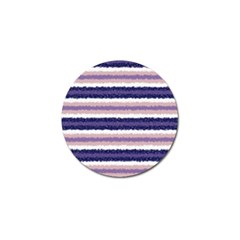 Horizontal Native American Curly Stripes   2 Golf Ball Marker 4 Pack by BestCustomGiftsForYou