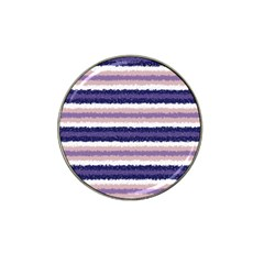 Horizontal Native American Curly Stripes   2 Golf Ball Marker 4 Pack (for Hat Clip) by BestCustomGiftsForYou