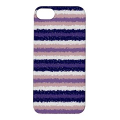 Horizontal Native American Curly Stripes   2 Apple Iphone 5s Hardshell Case by BestCustomGiftsForYou