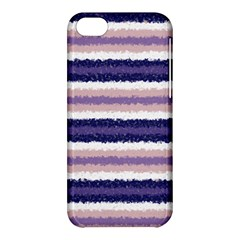 Horizontal Native American Curly Stripes   2 Apple Iphone 5c Hardshell Case by BestCustomGiftsForYou