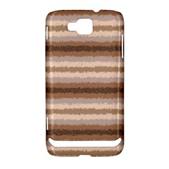 Horizontal Native American Curly Stripes - 3 Samsung Ativ S i8750 Hardshell Case by BestCustomGiftsForYou