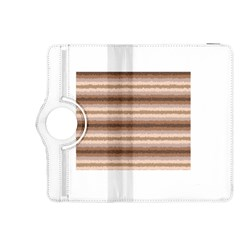 Horizontal Native American Curly Stripes   3 Kindle Fire Hdx 8 9  Flip 360 Case by BestCustomGiftsForYou