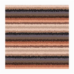 Horizontal Native American Curly Stripes   4 Glasses Cloth (medium) by BestCustomGiftsForYou
