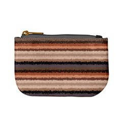 Horizontal Native American Curly Stripes   4 Coin Change Purse by BestCustomGiftsForYou