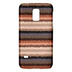 Horizontal Native American Curly Stripes   4 Samsung Galaxy S5 Mini Hardshell Case
