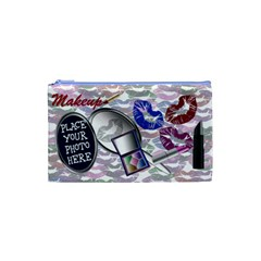Makeup Bag S By Chere s Creations   Cosmetic Bag (small)   Z5a11yy1x2k4   Www Artscow Com Front