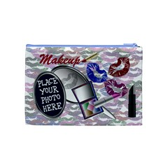 Makeup Bag M By Chere s Creations   Cosmetic Bag (medium)   8eupqp3w7y1v   Www Artscow Com Back