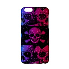 Skull&bones Pop Apple Iphone 6 Hardshell Case by OCDesignss