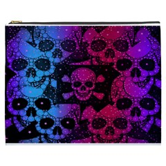 Skull&bones Pop Cosmetic Bag (xxxl) by OCDesignss