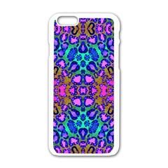 Skull&bones Pop Apple Iphone 6 White Enamel Case by OCDesignss