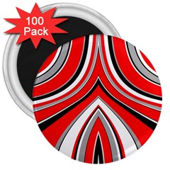 Fantasy 3  Button Magnet (100 Pack) by Siebenhuehner