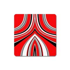 Fantasy Magnet (square) by Siebenhuehner