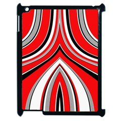 Fantasy Apple Ipad 2 Case (black) by Siebenhuehner
