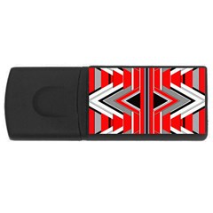 Fantasy 4gb Usb Flash Drive (rectangle) by Siebenhuehner
