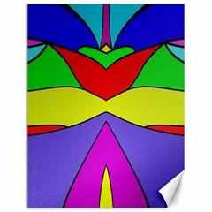 Abstract Canvas 12  X 16  (unframed) by Siebenhuehner