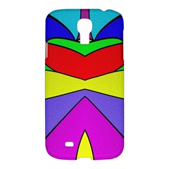 Abstract Samsung Galaxy S4 I9500/i9505 Hardshell Case by Siebenhuehner