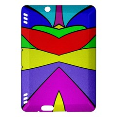 Abstract Kindle Fire Hdx Hardshell Case by Siebenhuehner