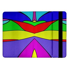 Abstract Samsung Galaxy Tab Pro 12 2  Flip Case by Siebenhuehner