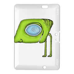 Funny Alien Monster Character Kindle Fire Hdx 8 9  Hardshell Case by dflcprints