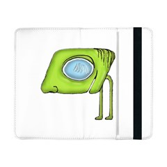 Funny Alien Monster Character Samsung Galaxy Tab Pro 8 4  Flip Case by dflcprints