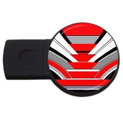 Fantasy 4gb Usb Flash Drive (round) by Siebenhuehner