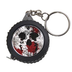 Skull Grunge Graffiti  Measuring Tape by OCDesignss