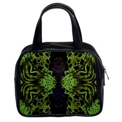 Jungle Fever Mix Classic Handbag (two Sides) by OCDesignss
