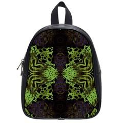 Jungle Fever Mix School Bag (small) by OCDesignss