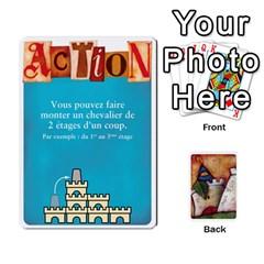 Cartes  torres  En Français Pour L édition F X  Schmidt By Karim Chakroun   Playing Cards 54 Designs   Lito3aslgpek   Www Artscow Com Front - Heart10