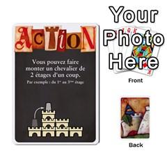 Cartes  torres  En Français Pour L édition F X  Schmidt By Karim Chakroun   Playing Cards 54 Designs   Lito3aslgpek   Www Artscow Com Front - Diamond4