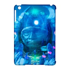 Magician  Apple Ipad Mini Hardshell Case (compatible With Smart Cover) by icarusismartdesigns