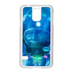 Magician  Samsung Galaxy S5 Case (white) by icarusismartdesigns