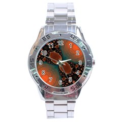 Elegant Delight Stainless Steel Watch by OCDesignss