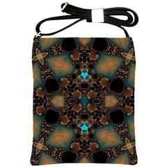 Elegant Caramel  Shoulder Sling Bag by OCDesignss