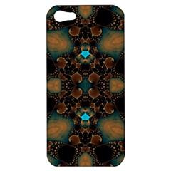 Elegant Caramel  Apple Iphone 5 Hardshell Case by OCDesignss